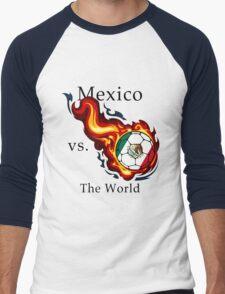 World Cup - Mexico Versus the World Men's Baseball ¾ T-Shirt