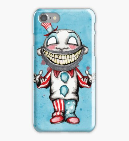 The Murder Captain  iPhone Case/Skin