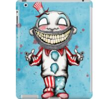 The Murder Captain  iPad Case/Skin