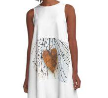 KEY TO MY HEART A-Line Dress