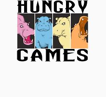 Hungry Hippo Games Unisex T-Shirt