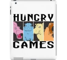 Hungry Hippo Games iPad Case/Skin