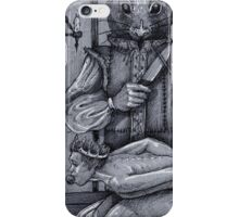 The Rat Cook iPhone Case/Skin