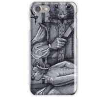 The Rat Cook iPhone Case/Skin