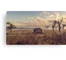Muswellbrook NSW Australia Canvas Print
