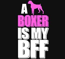 A Boxer is My BFF Women's Fitted Scoop T-Shirt