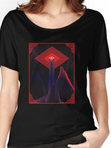 The All Seeing Eye Women's Relaxed Fit T-Shirt
