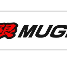 MUGEN Red Sticker