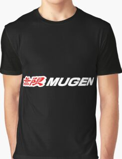 MUGEN Red Graphic T-Shirt