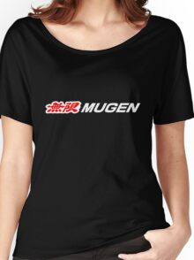 MUGEN Red Women's Relaxed Fit T-Shirt