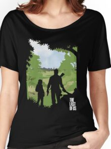 The Last of Us into the woods Women's Relaxed Fit T-Shirt