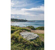 Norah Head Lighthouse, Australia Photographic Print