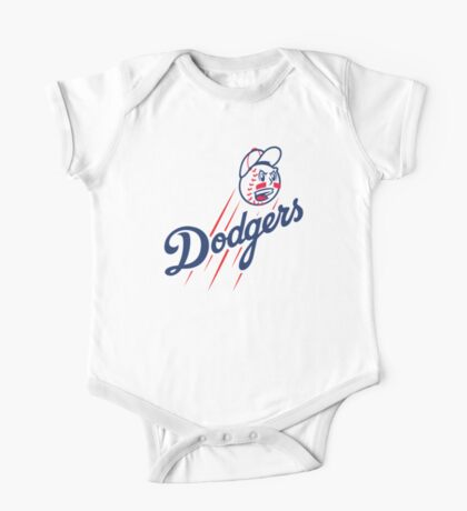Dodgers - Angry One Piece - Short Sleeve
