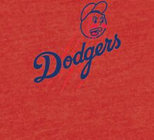 Dodgers - Angry Tri-blend T-Shirt