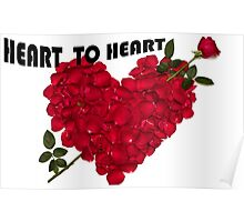 Heart TO Heart ROSE Poster