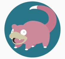 Slowpoke - Basic by Missajrolls