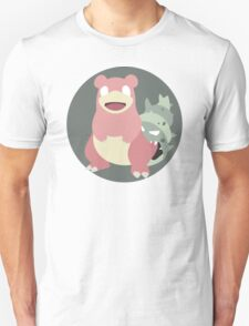 Slowbro - Basic Unisex T-Shirt