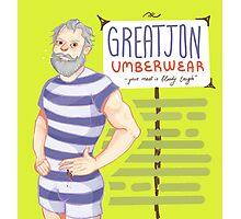 Greatjon Umberwear Photographic Print