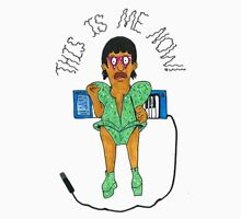 "Gene Belcher as Lady Gaga: ""THIS IS ME NOW"" Mens V-Neck T-Shirt"