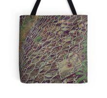 crumbling cliffs Tote Bag