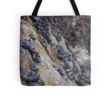 sea mussels Tote Bag