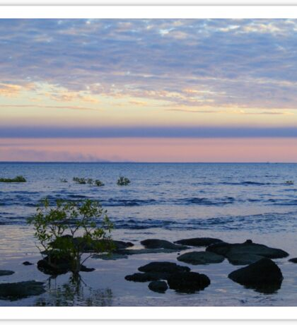 Nightcliff Sunset Sticker