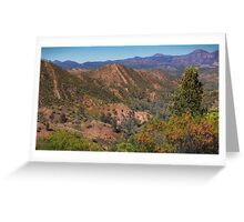 ABC and Heysen Ranges Greeting Card
