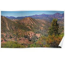 ABC and Heysen Ranges Poster