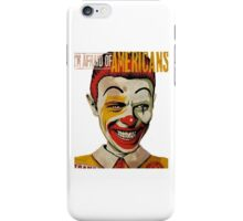 bowie of mcdonald iPhone Case/Skin