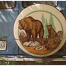 Bears on a Van by Daniel Gallegos