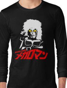 JAPAN CLASSIC SUPERHERO TOKUSATSU MEGALOMAN  Long Sleeve T-Shirt
