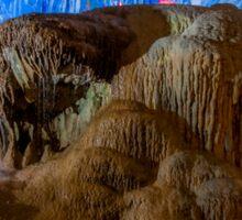 Vietnam Hang Dau Go stalagmites cave  Sticker