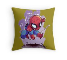 SPIDERMAN Throw Pillow