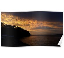 Nelson Bay New South Wales Poster