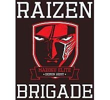 Mazoku Elite Raizen Brigade Photographic Print