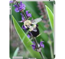 Buzzing in the Blooms iPad Case/Skin