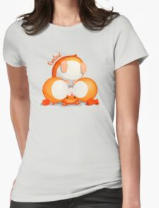Hamster - Overload Womens Fitted T-Shirt