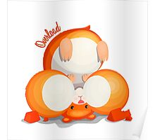 Hamster - Overload Poster