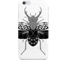 Stag Beetle iPhone Case/Skin