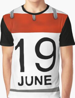 June 19 Graphic T-Shirt