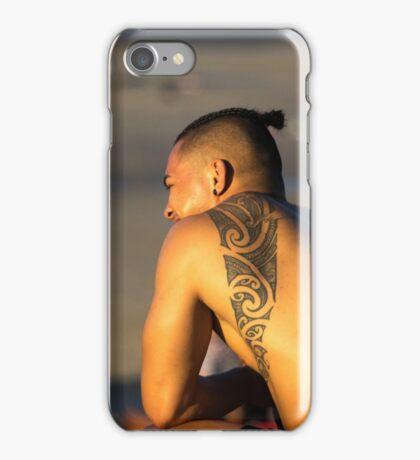 Tattoos in the Sun iPhone Case/Skin