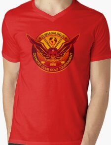 Shadaloo Golf Tournament 1991 Mens V-Neck T-Shirt