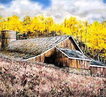 Aspen Hill Ranch by Wib Dawson