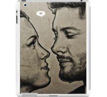 Jensen Ackles & Danneel Harris iPad Case/Skin