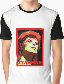 david bowie Graphic T-Shirt