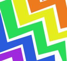 Struck By Rainbow Sticker