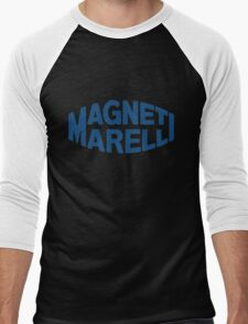 Magneti Marelli  Men's Baseball ¾ T-Shirt