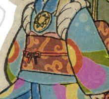 Medicine Seller Sticker