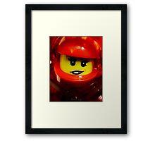 The Princess Knight Framed Print