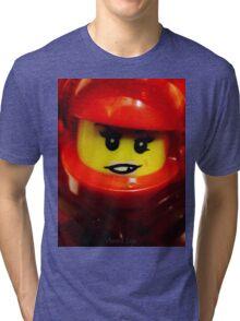 The Princess Knight Tri-blend T-Shirt